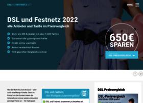 Dslundfestnetz.net thumbnail