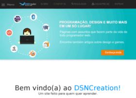 Dsncreation.com.br thumbnail