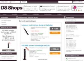 Dsshops.nl thumbnail