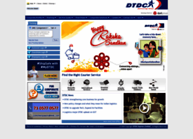 Dtdc.in thumbnail
