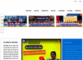 Dthu.edu.vn thumbnail