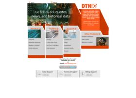 Dtniq.com thumbnail