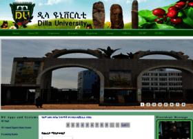 Du.edu.et thumbnail