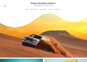 Dubaiarabiansafari.com thumbnail