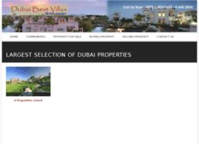 Dubaibestvillas.net thumbnail