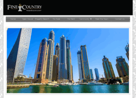 Dubaimarina.fineandcountry.ae thumbnail