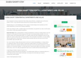 Dubaishortstay.net thumbnail
