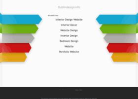 Dublindesign.info thumbnail