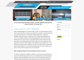 At wi garage door repair for Dublin garage door repair