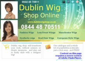 Dublinwigshop.co.uk thumbnail