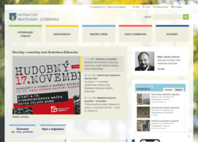Dubravka.sk thumbnail