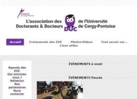 Duc-cergy.fr thumbnail