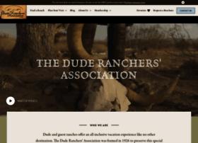 Duderanch.org thumbnail