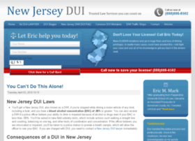 Duinewjersey.org thumbnail
