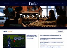 Duke.edu thumbnail