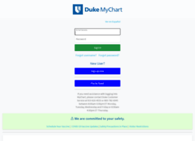 Duke University at Website Informer