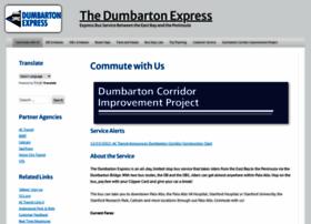Dumbartonexpress.com thumbnail