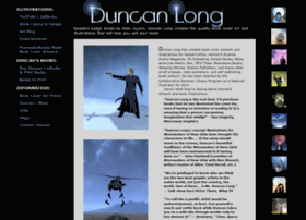 Duncanlong.com thumbnail