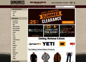 Dungarees.net thumbnail