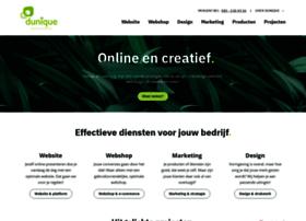 Dunique.nl thumbnail