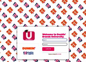 www dunkinbrands csod com