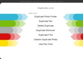 Duplicate.co.in thumbnail