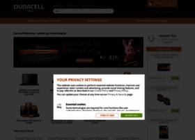 Duracelldirect.no thumbnail