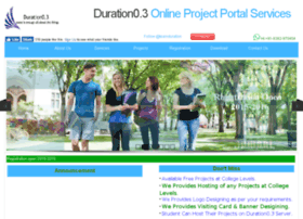 Durationzeropoint3.org thumbnail
