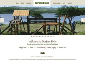 Durbanpoles.co.za thumbnail