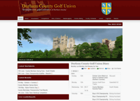 Durhamcountygolfunion.co.uk thumbnail