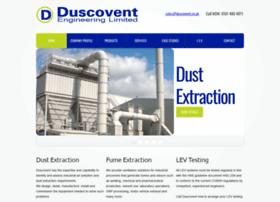 Duscovent.co.uk thumbnail