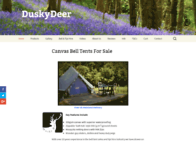 Duskydeer.co.uk thumbnail