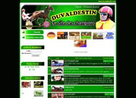 duvaldestin com at WI  Duvaldestin com