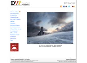 Dvf-bayern.de thumbnail