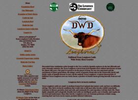 Dwdlonghorns.com thumbnail