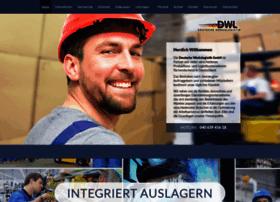 Dwlogistik.de thumbnail