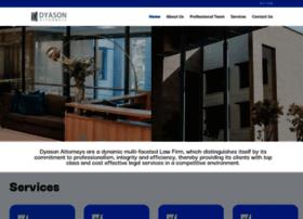 Dyason.co.za thumbnail