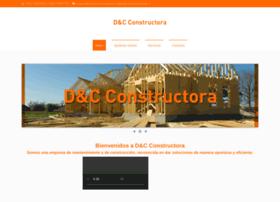 Dycconstrucciones.cl thumbnail