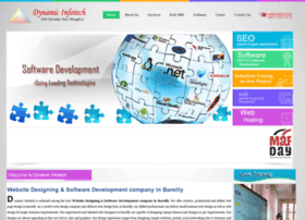 Dynamicinfotech.co.in thumbnail