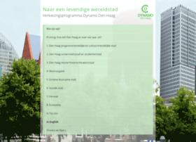 Dynamodenhaag.nl thumbnail