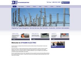 Dynamoelectric.ca thumbnail