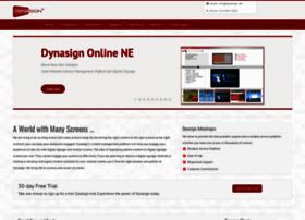 Dynasign.net thumbnail