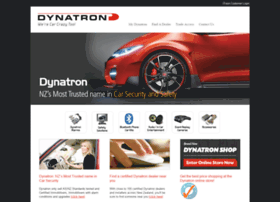 Dynatron.co.nz thumbnail