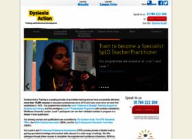 Dyslexiaaction.org.uk thumbnail