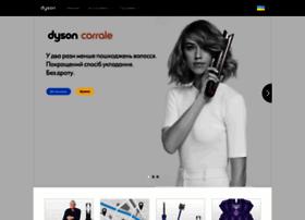Dyson.com.ua thumbnail