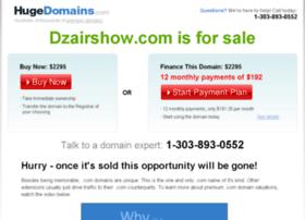 Dzairshow.com thumbnail