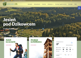 Dzikowiec.info thumbnail