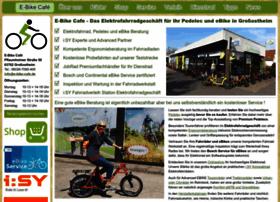 E-bike-cafe.de thumbnail