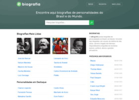 E-biografias.net thumbnail