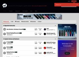 E-cigarette-forum.com thumbnail